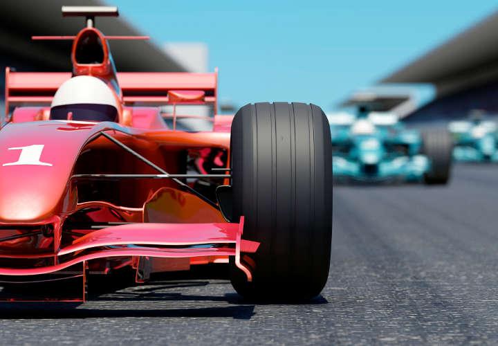 Cotxe Fórmula 1